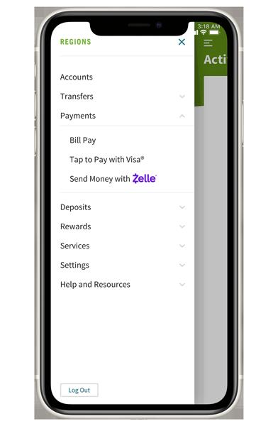 Send Money With Zelle Online