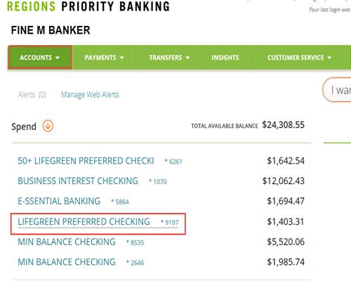 Cash loans savings account picture 9