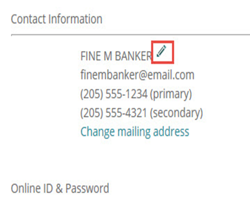 How to Change Your Email Address   Regions