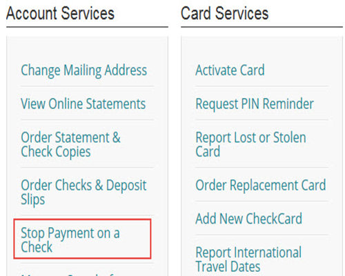 How to Stop Payment on a Check | Regions