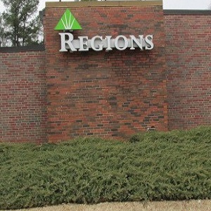 Regions Bank Graysville in Graysville