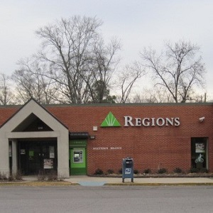 Regions Bank Hueytown in Hueytown