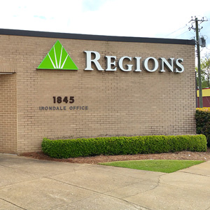 Regions Bank Irondale in Irondale
