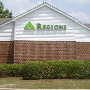 Regions Bank Pinson in Pinson