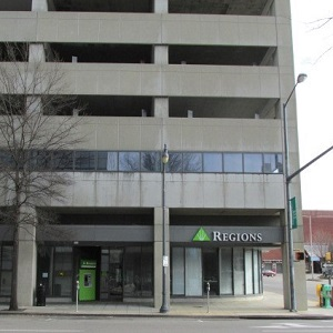 Regions Bank Southside Birmingham in Birmingham