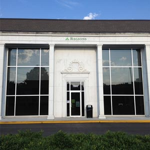 Regions Bank Hoover Green Valley in Birmingham