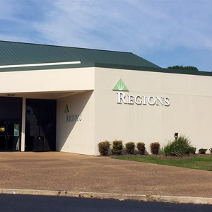 Regions Bank Prichard in Prichard