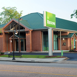 Regions Bank Springhill Mobile in Mobile