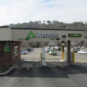 Regions Bank Rocky Ridge Remote Drive Thru in Birmingham