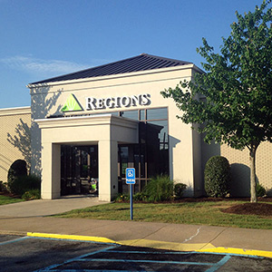 Regions Bank North Gault in Fort Payne