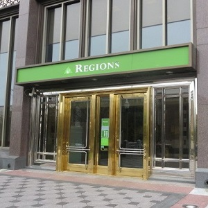 Regions Bank Montgomery Monroe St Main in Montgomery