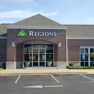 Regions Bank Prattville Main in Prattville