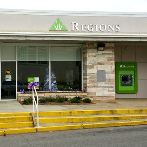 Regions Bank Citronelle in Citronelle