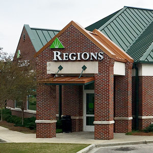 Regions Bank Eastwood in Birmingham