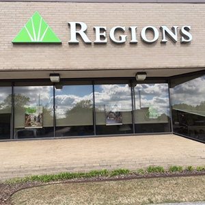 Regions Bank Research Park in Huntsville