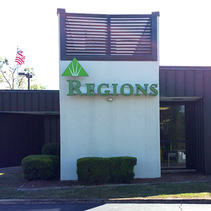 Regions Bank Eastside in Gadsden