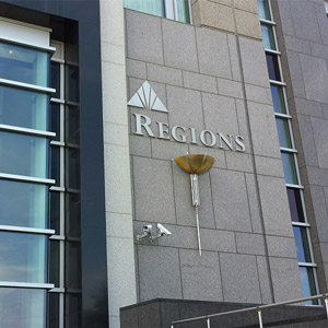 Regions Bank Rsa Battle House Tower in Mobile