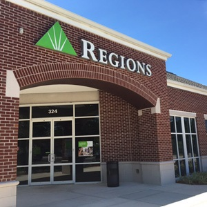Regions Bank Saks in Anniston