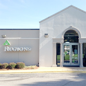 Regions Bank Jasper Mall in Jasper