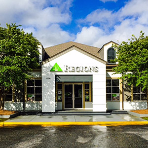 Regions Bank Zelda Rd in Montgomery