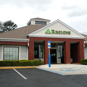 Regions Bank Oxford 804 Quintard Ave in Oxford