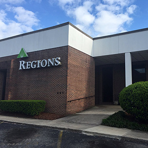 Regions Bank Athens W Green St Main in Athens