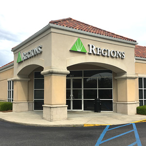 Regions Bank Summit in Birmingham
