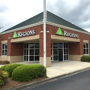 Regions Bank Pelham 2228 Pelham Pkwy in Pelham