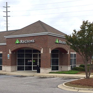 Regions Bank Alabaster Promenade in Alabaster