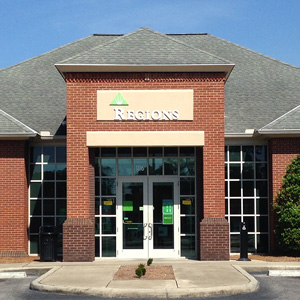 Regions Bank Brewton in Brewton