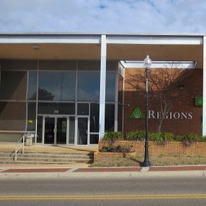 Regions Bank Covington County Main in Andalusia