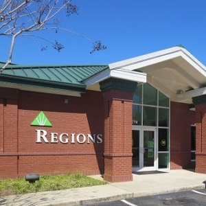 Regions Bank Spanish Fort en Spanish Fort