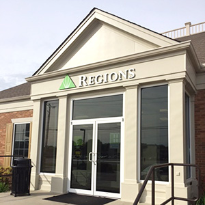 Regions Bank Southwest Decatur in Decatur