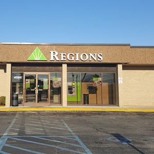 Regions Bank Village West in Montgomery