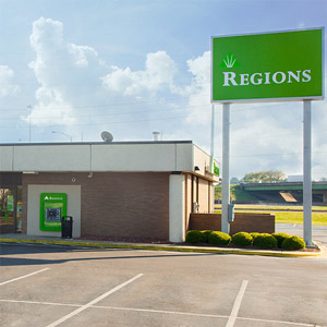 Regions Bank Eastdale in Montgomery