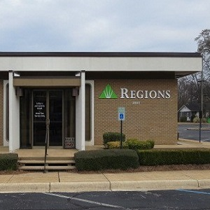 Regions Bank Chisholm Remote Drive Thru in Montgomery