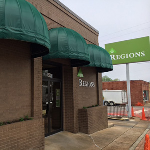 Regions Bank Choctaw Main in Butler