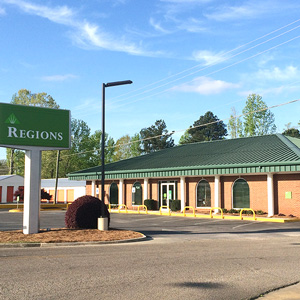 Regions Bank Jemison in Jemison