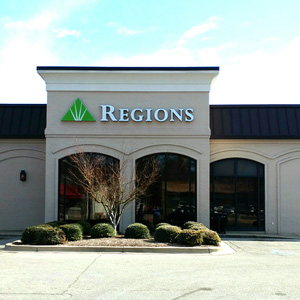Regions Bank Montevallo in Montevallo