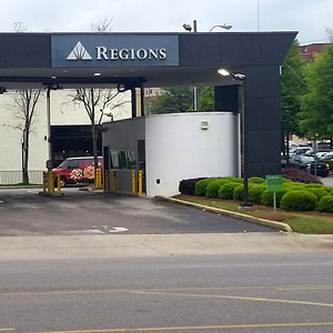Regions Bank Southside Birmingham Remote Drive Thru in Birmingham