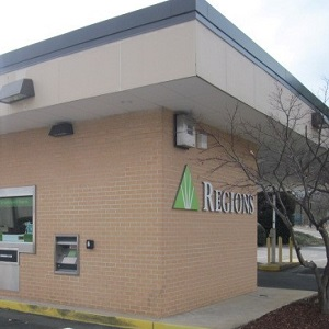 Regions Bank Bessemer Remote Drive Thru in Bessemer