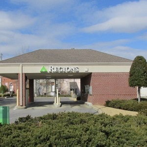 Regions Bank Jasper Remote Drive Thru in Jasper