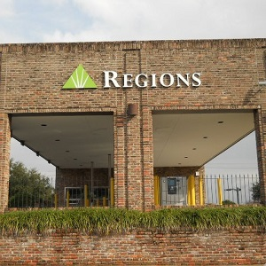 Regions Bank North Water St Remote  Drive Thru in Mobile