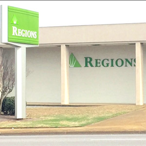 Regions Bank Rainsville in Rainsville