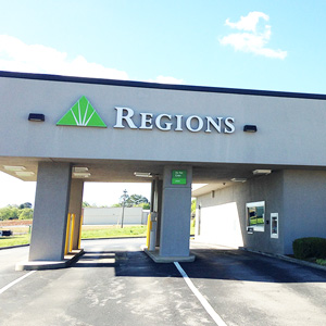 Regions Bank Moulton in Moulton