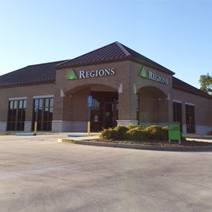 Regions Bank University South Al in Mobile