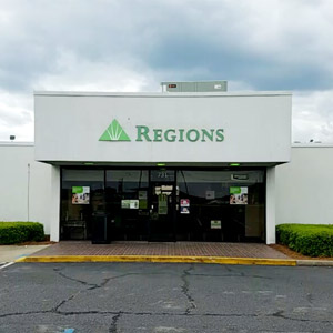 Regions Bank West Lake Bessemer in Bessemer