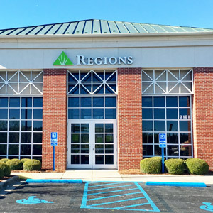 Regions Bank Catoma Ridge in Cullman