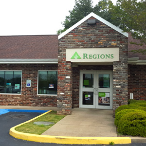 Regions Bank Lincoln in Lincoln