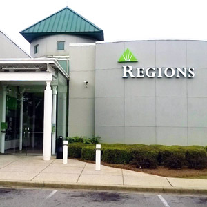 Regions Bank Wildwood Center in Birmingham